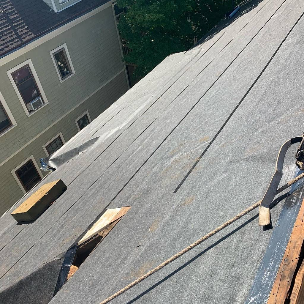 Recon Roofing & Gutters, LLC. - roofing contractor  | Photo 6 of 10 | Address: 41 Zoar Ave, Dedham, MA 02026, USA | Phone: (617) 924-1133