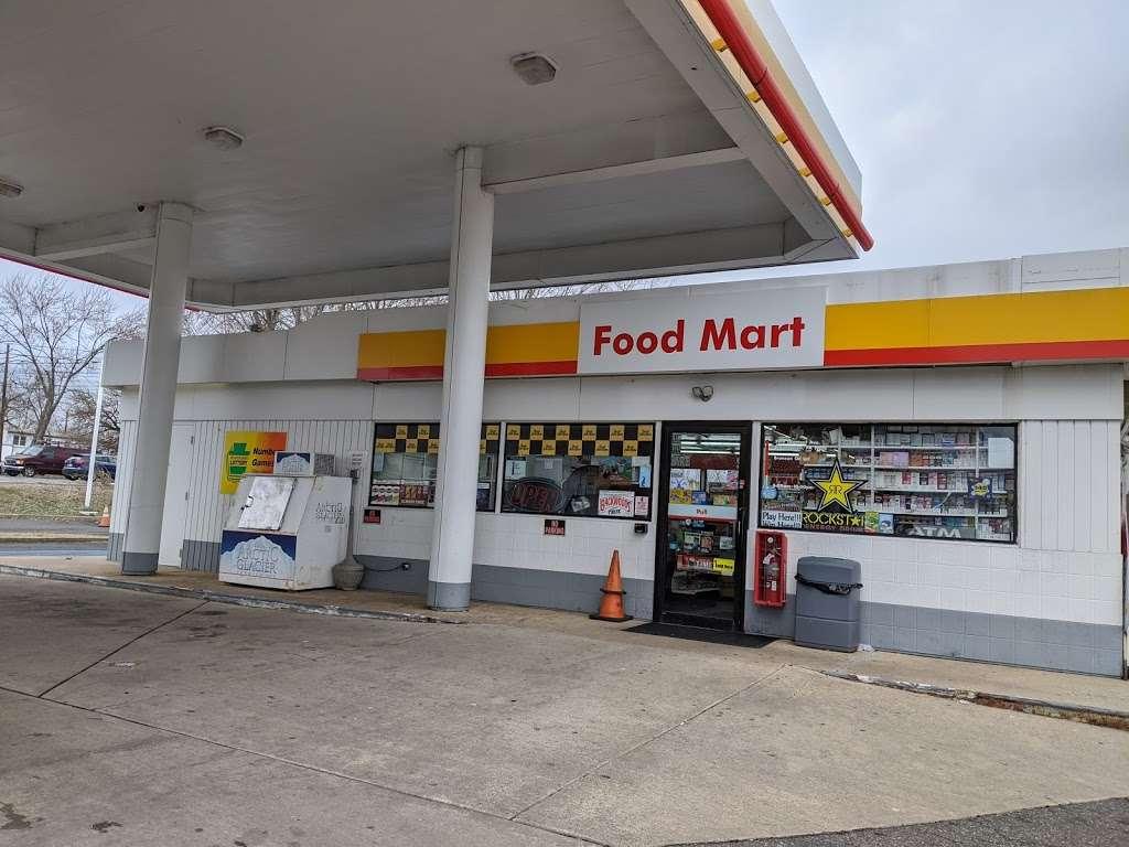 Shell - gas station    Photo 1 of 4   Address: 3919 Edgmont Ave, Brookhaven, PA 19015, USA   Phone: (610) 876-1929