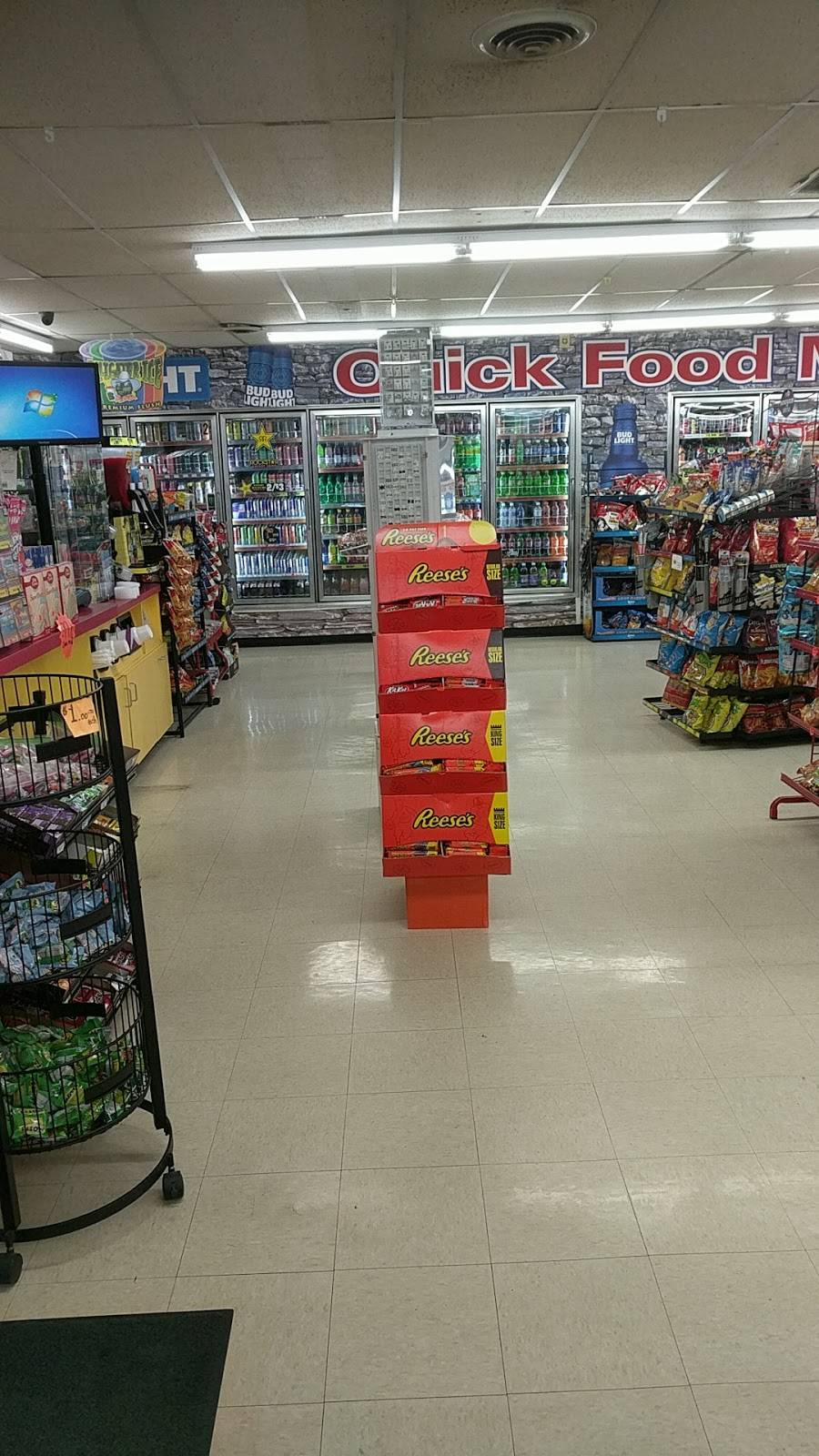 B Quick food mart - convenience store  | Photo 1 of 1 | Address: 7600 3rd Street Rd, Louisville, KY 40214, USA | Phone: (502) 365-3942