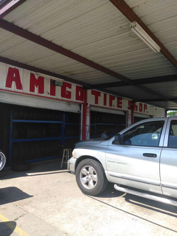 Amigos Tire Shop >> Amigos Tire Shop Car Repair 4225 3519 Airport Blvd