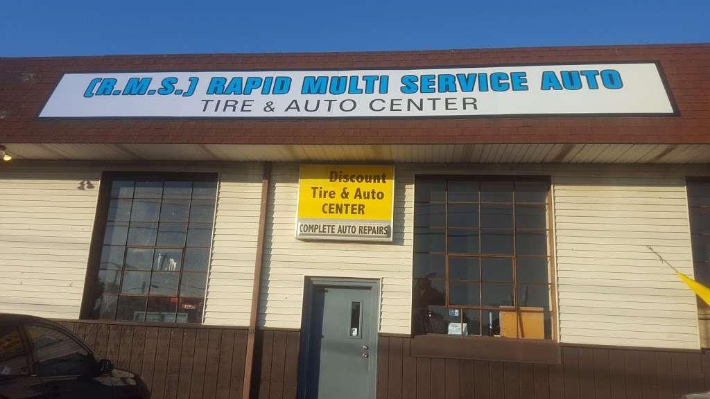 Rapid Multi-Service Tire & Auto Shop - car repair  | Photo 1 of 2 | Address: 5702 Dupont Pkwy, Smyrna, DE 19977, USA | Phone: (302) 508-5795