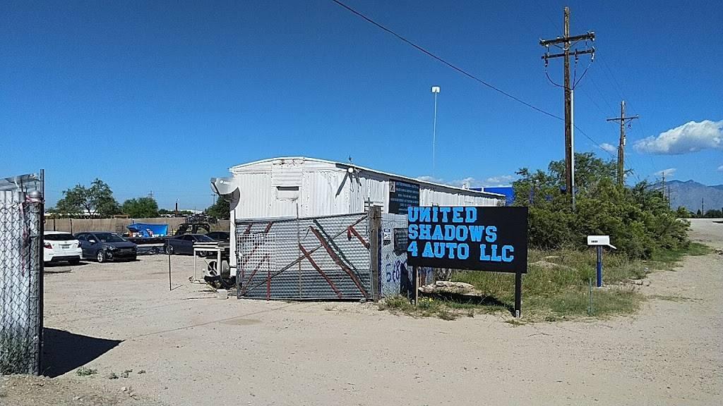 United Shadows 4 Auto - car dealer  | Photo 5 of 10 | Address: 5680 S Beverly Ave, Tucson, AZ 85706, USA | Phone: (520) 339-0168
