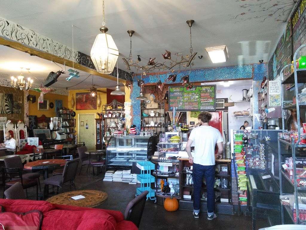 Blu Elefant Cafe - cafe    Photo 6 of 10   Address: 2024 W Washington Blvd, Los Angeles, CA 90018, USA   Phone: (323) 641-0466