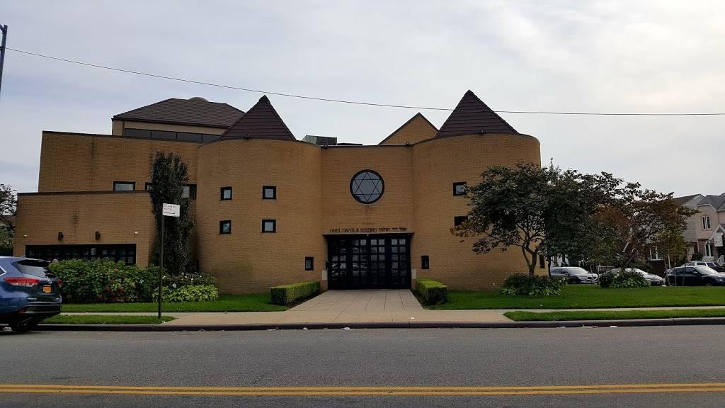 Ohel David & Shlomo - synagogue  | Photo 1 of 9 | Address: 710 Shore Blvd, Brooklyn, NY 11235, USA | Phone: (718) 648-0100