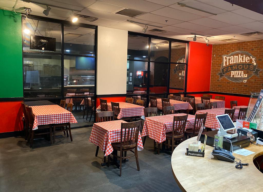 Frankies Famous Pizza - restaurant  | Photo 3 of 10 | Address: 1561 N Cooper Rd #101, Gilbert, AZ 85233, USA | Phone: (480) 507-7777