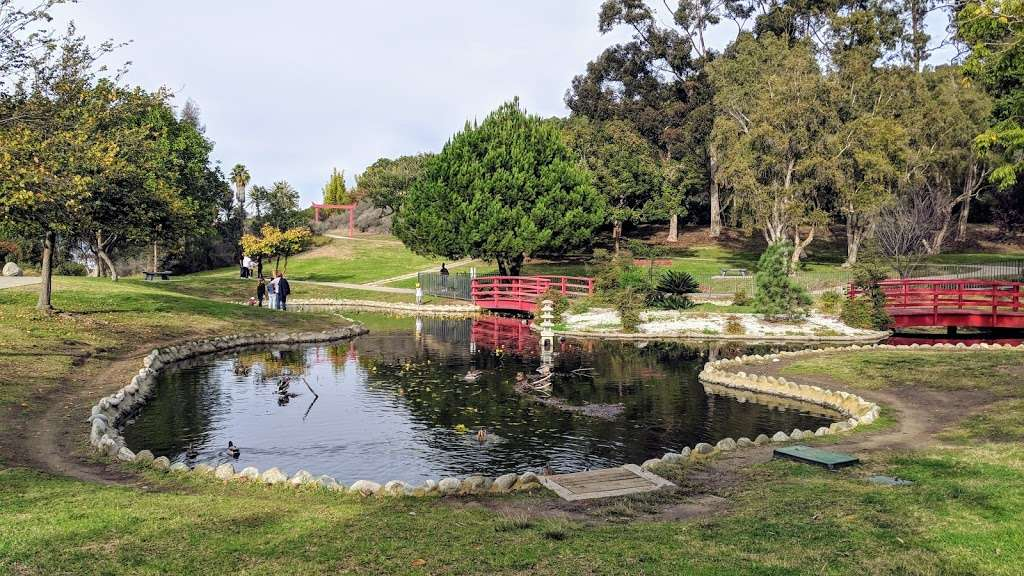 Doris Japanese Garden - park  | Photo 5 of 10 | Address: 5029017926, Los Angeles, CA 90008, USA