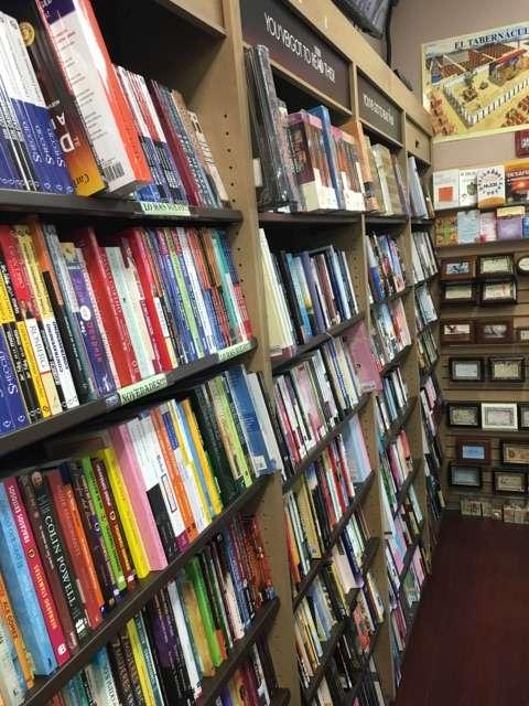 Libreria Shalom - book store    Photo 4 of 5   Address: 2045 E Cheyenne Ave, North Las Vegas, NV 89030, USA   Phone: (702) 642-2038