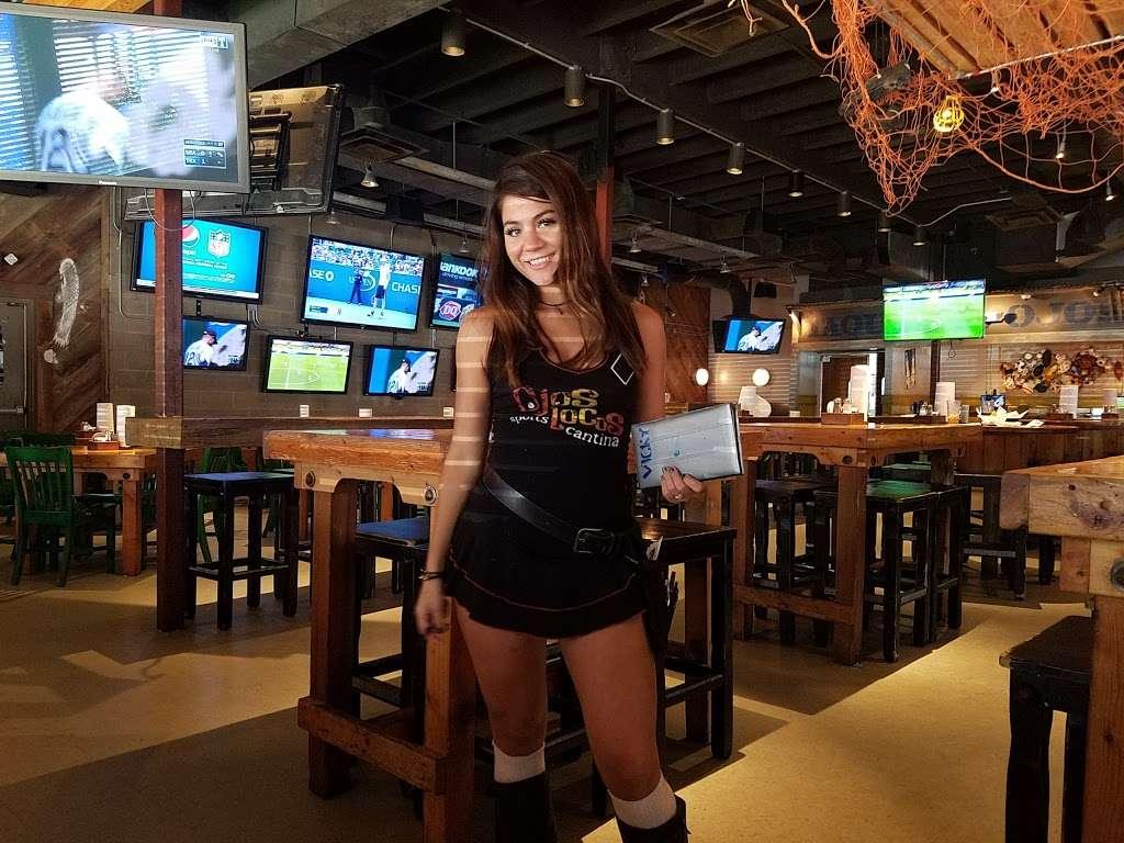 Ojos Locos Sports Cantina - Dallas - restaurant  | Photo 7 of 10 | Address: 10230 Technology Blvd E, Dallas, TX 75220, USA | Phone: (972) 354-5626