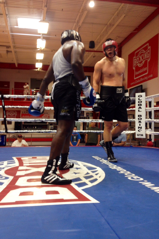 Global Boxing - stadium    Photo 3 of 10   Address: 5601 Tonnelle Ave, North Bergen, NJ 07047, USA   Phone: (201) 348-3149