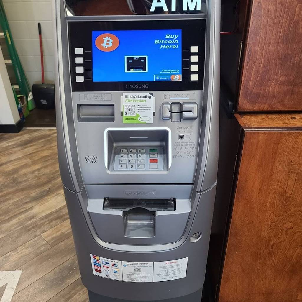 LibertyX Bitcoin ATM - atm  | Photo 4 of 5 | Address: 6058 E 46th St, Indianapolis, IN 46226, USA | Phone: (800) 511-8940
