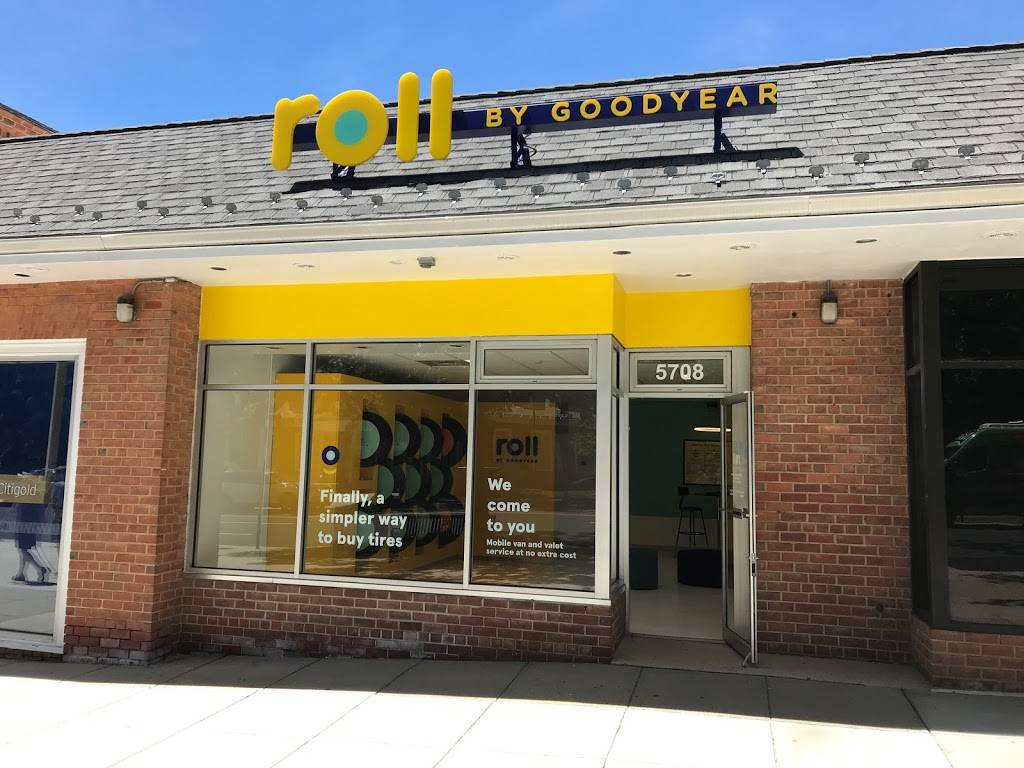 Roll by Goodyear - car repair  | Photo 7 of 7 | Address: 5708 Connecticut Ave NW, Washington, DC 20015, USA | Phone: (240) 907-6463