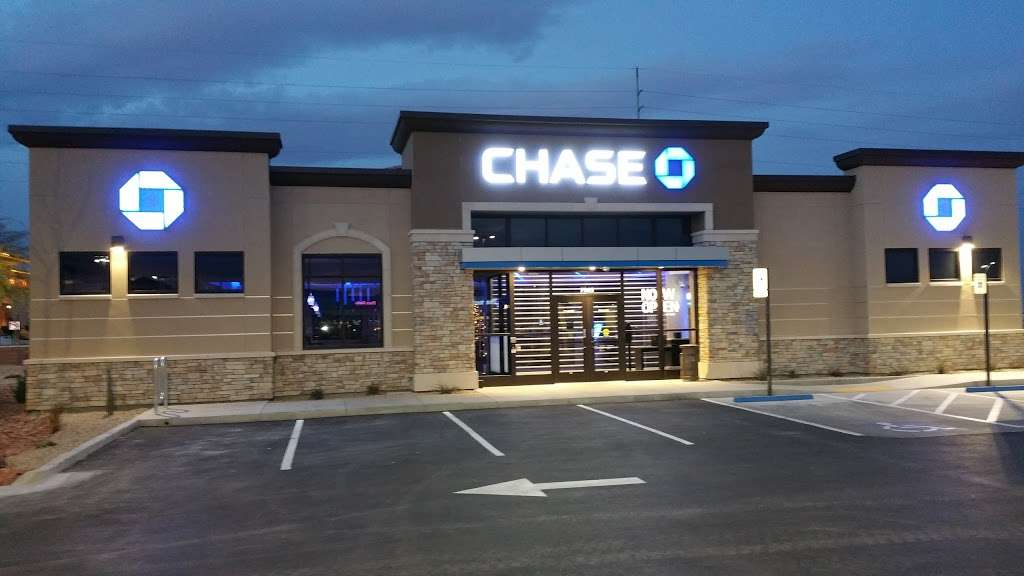 Chase Bank - bank  | Photo 9 of 10 | Address: 7965 Blue Diamond Rd, Las Vegas, NV 89178, USA | Phone: (702) 545-9432