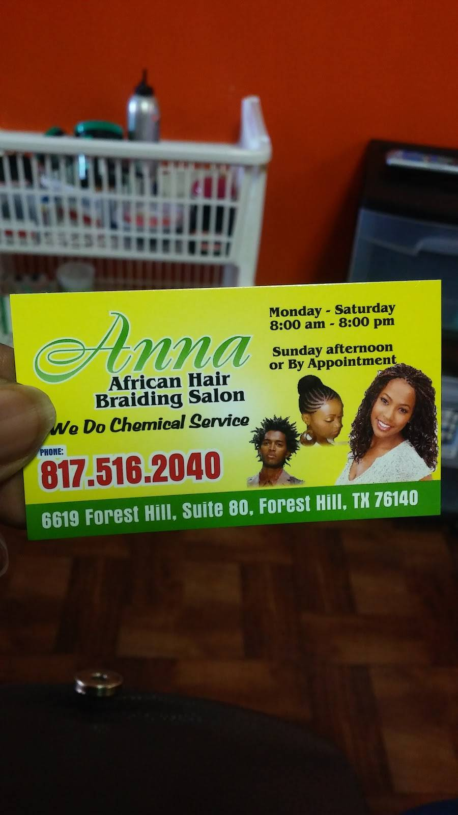 Graces African Hair Braiding - hair care    Photo 2 of 4   Address: 6619 Forest Hill Dr, Fort Worth, TX 76140, USA   Phone: (817) 400-4255
