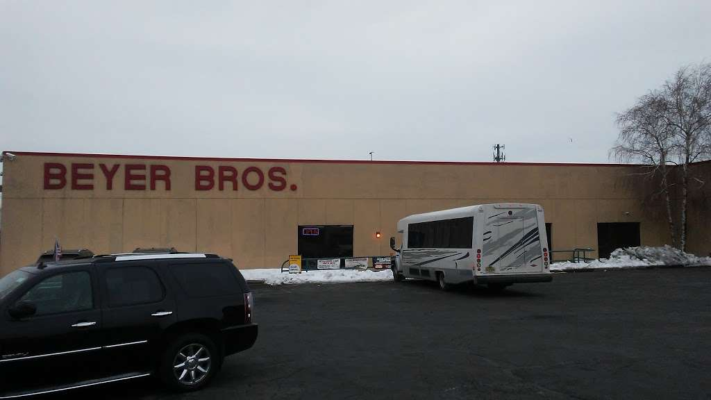 Beyer Bros Corporation. - car dealer  | Photo 9 of 10 | Address: 109 Broad Ave, Fairview, NJ 07022, USA | Phone: (201) 943-3100
