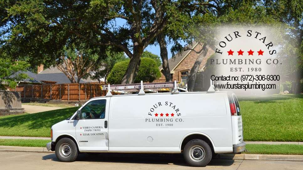 Four Stars Plumbing Co. - plumber  | Photo 9 of 10 | Address: 2407 Pecan St, Carrollton, TX 75010, USA | Phone: (972) 306-9300