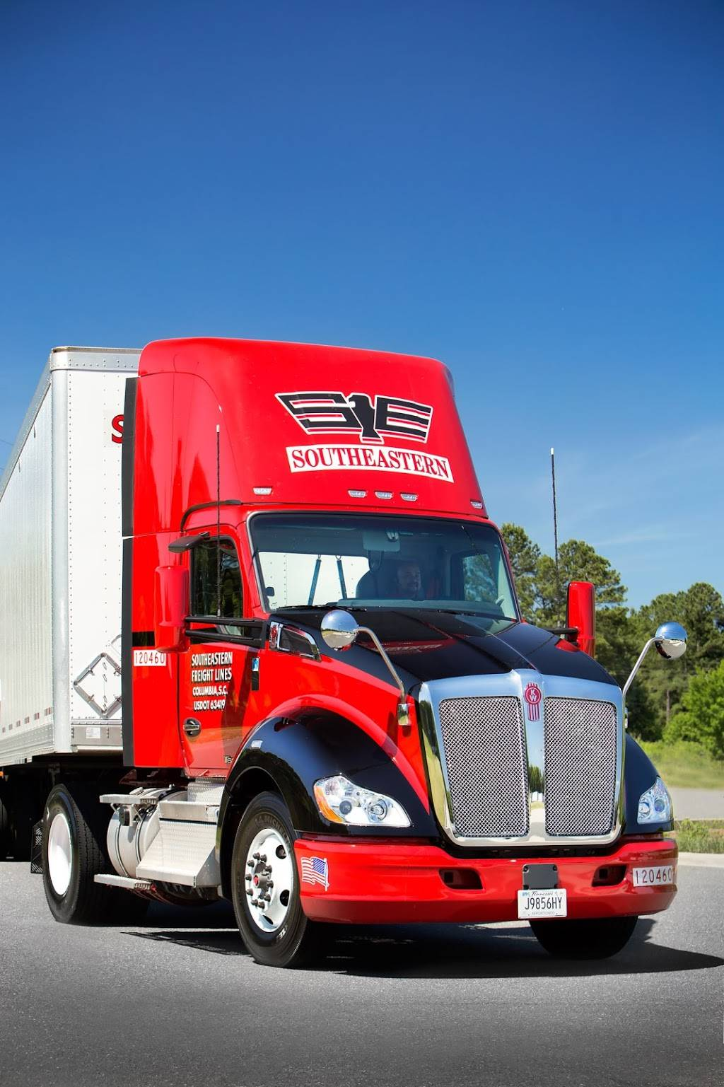 Southeastern Freight Lines - moving company  | Photo 1 of 1 | Address: 5875 NW 72nd Ave, Miami, FL 33166, USA | Phone: (305) 889-0501