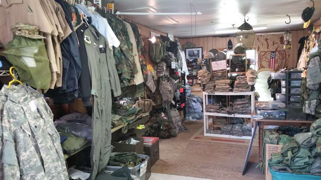 Randy's Army Navy Military Surplus Gear - Clothing store | 7560 Race