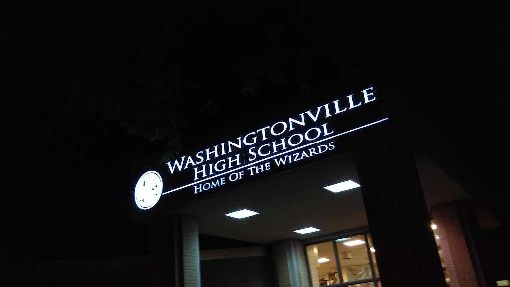 Washingtonville High School - school    Photo 4 of 5   Address: 54 W Main St, Washingtonville, NY 10992, USA   Phone: (845) 497-4000