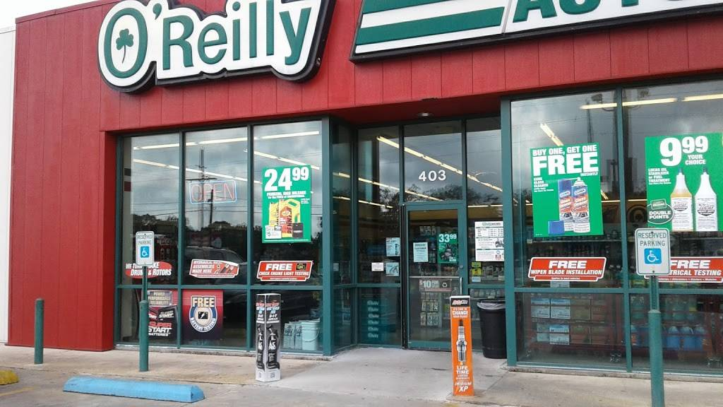 OReilly Auto Parts - electronics store  | Photo 1 of 8 | Address: 403 S Burnside Ave, Gonzales, LA 70737, USA | Phone: (225) 644-4114