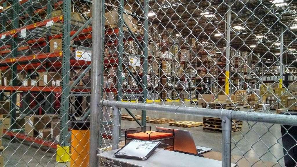Essendant - Perris Distribution Center - storage    Photo 7 of 9   Address: 4555 Redlands Ave, Perris, CA 92571, USA   Phone: (951) 436-3999
