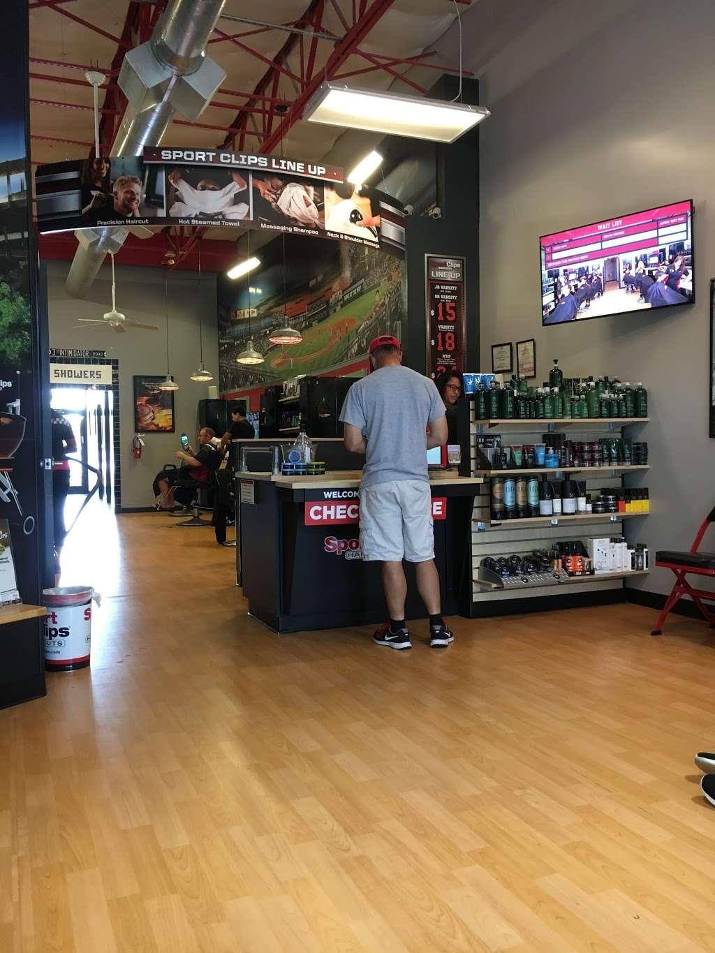 Sport Clips Haircuts of Coppell - hair care  | Photo 10 of 10 | Address: 240 N Denton Tap Rd #430, Coppell, TX 75019, USA | Phone: (972) 393-9490