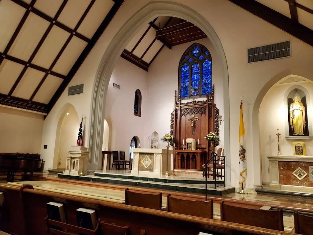 St. Bridget Catholic Church - church  | Photo 1 of 10 | Address: 6006 Three Chopt Rd, Richmond, VA 23226, USA | Phone: (804) 282-9511