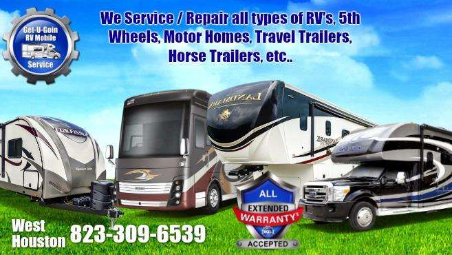 Get-U-Goin RV Service, LLC - storage  | Photo 8 of 10 | Address: 38552 FM 1458, Brookshire, TX 77423, USA | Phone: (832) 309-6539