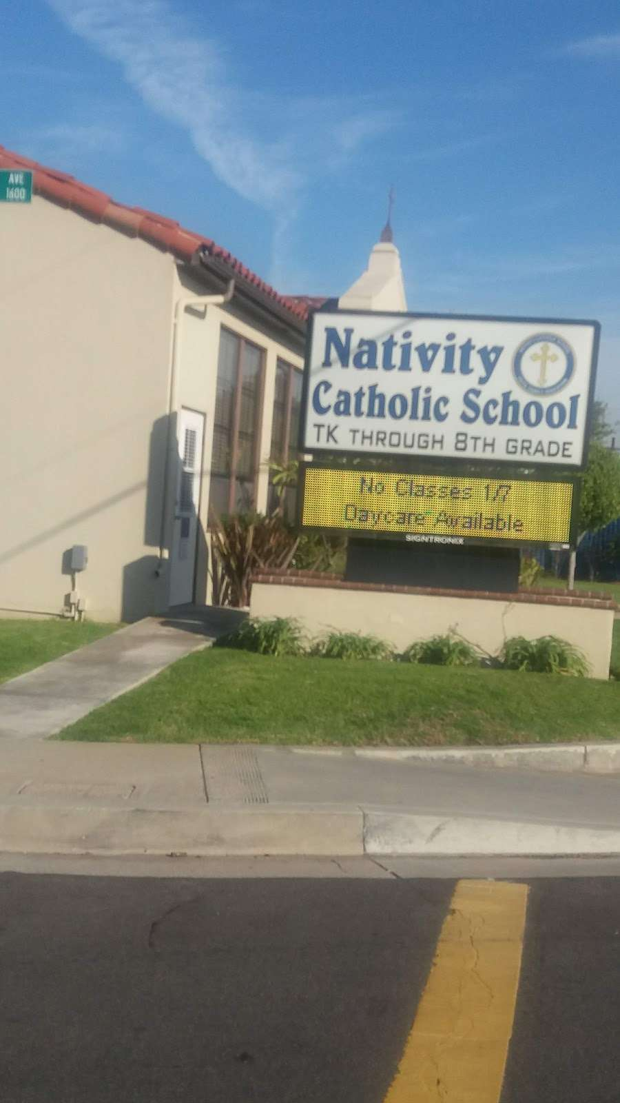 Nativity Catholic School - school    Photo 1 of 1   Address: 2371 W Carson St, Torrance, CA 90501, USA   Phone: (310) 328-5387
