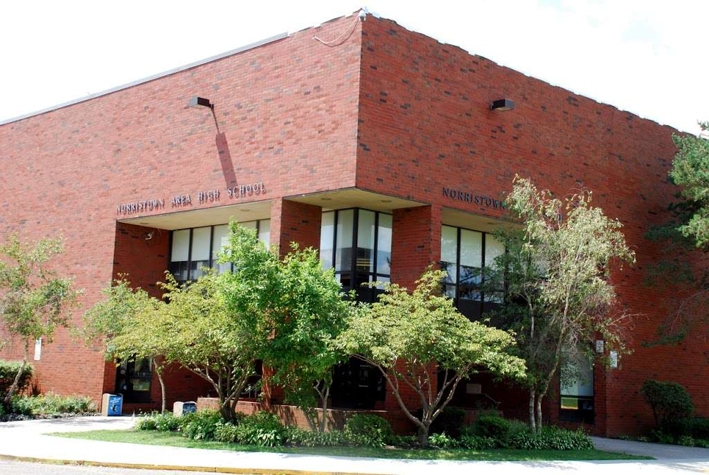 Norristown Area High School - school  | Photo 2 of 7 | Address: 1900 Eagle Dr, Norristown, PA 19401, USA | Phone: (610) 630-5090