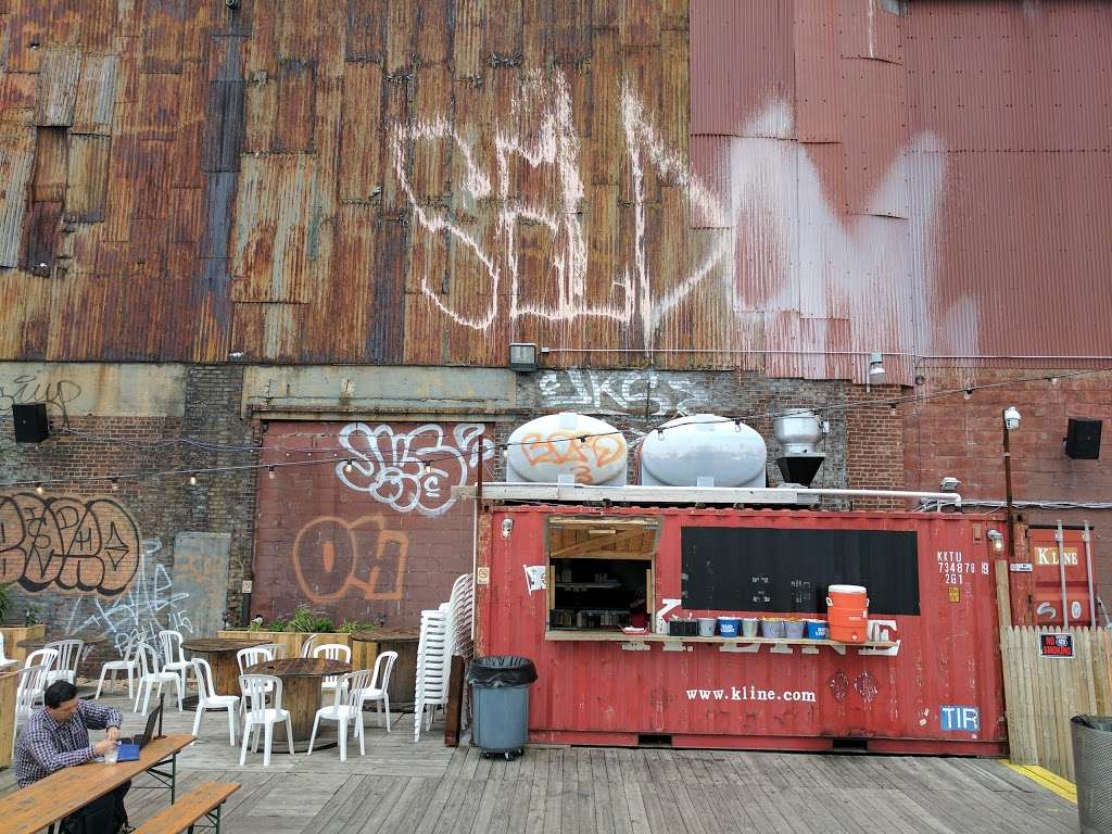 The Brooklyn Barge - restaurant  | Photo 3 of 10 | Address: 3 Milton St, Brooklyn, NY 11222, USA | Phone: (929) 337-7212