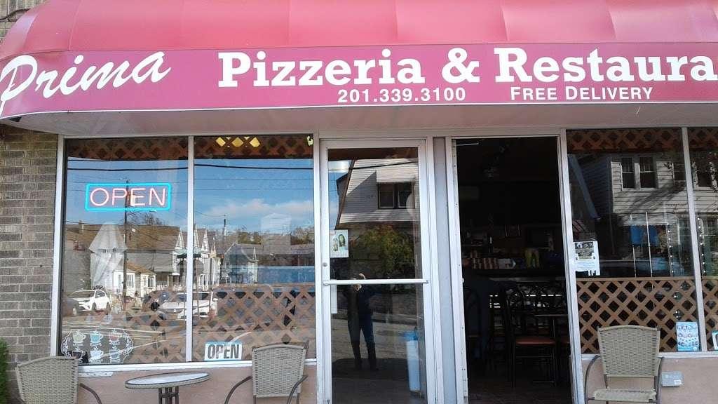 Prima Pizza - restaurant    Photo 3 of 10   Address: 328 Avenue B A, Bayonne, NJ 07002, USA   Phone: (201) 339-3100