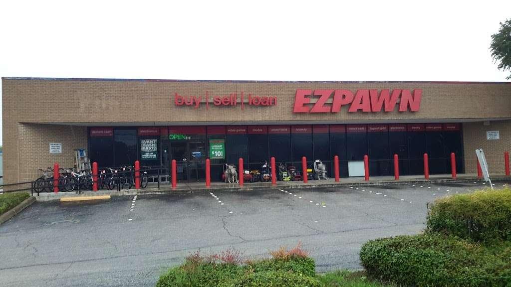 EZPAWN - store  | Photo 2 of 4 | Address: 9433 Perrin Beitel Rd, San Antonio, TX 78217, USA | Phone: (210) 653-2130