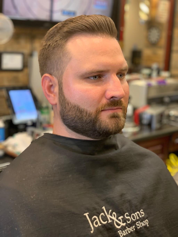 Jack and Sons Barber Shop Johns Creek - hair care  | Photo 7 of 8 | Address: 3719 Old Alabama Rd, Alpharetta, GA 30022, USA | Phone: (470) 294-3777