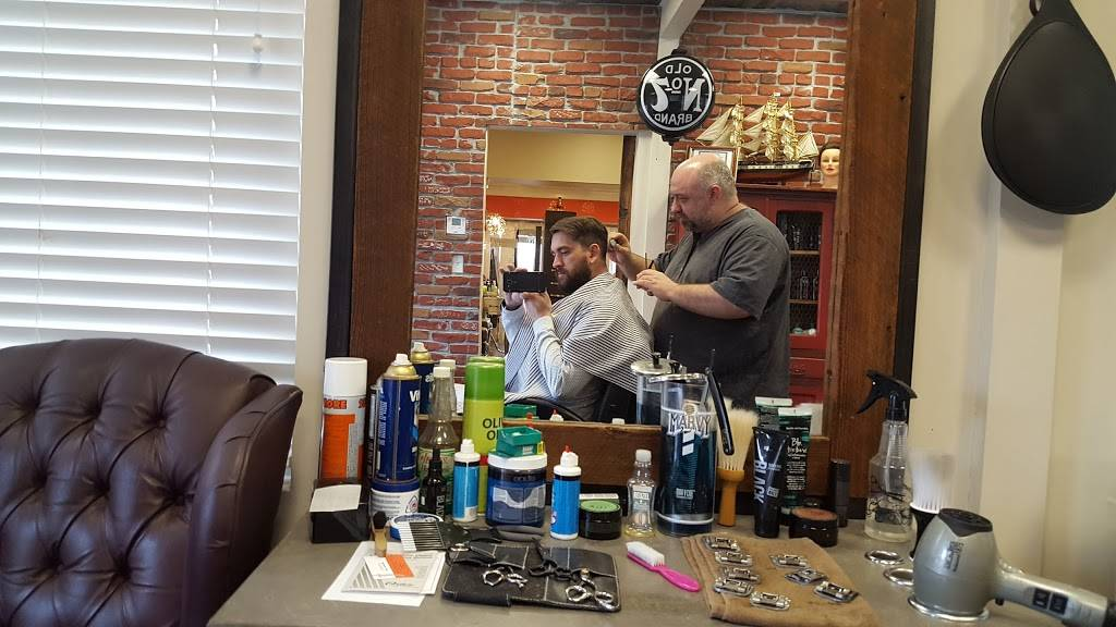 The Iron Rooster Barbier - hair care  | Photo 1 of 1 | Address: 20 Kettle River Dr, Glen Carbon, IL 62034, USA | Phone: (618) 656-3333