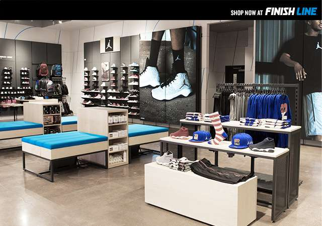 Finish Line - shoe store  | Photo 6 of 10 | Address: 1076 Green Acres Mall, Suite 114, Valley Stream, NY 11581, USA | Phone: (516) 599-5907