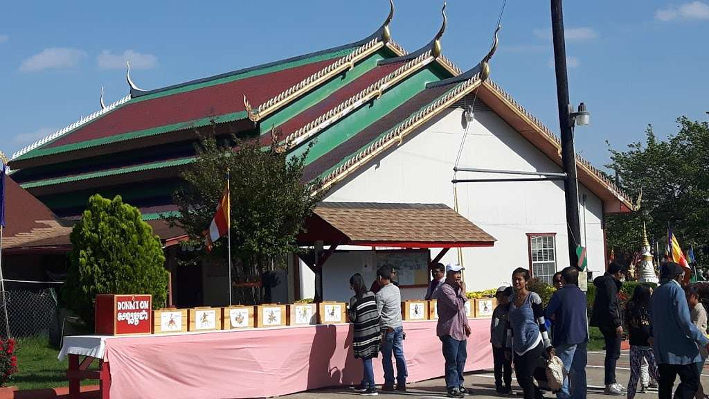 Cambodia Buddhist - museum  | Photo 7 of 10 | Address: 5701 Crystal Lake Blvd, Dallas, TX 75236, USA
