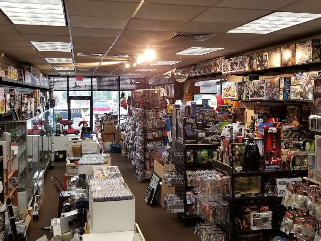 Lost In Time Toy Store - movie rental  | Photo 6 of 10 | Address: 11200 Scaggsville Rd #105, Fulton, MD 20759, USA | Phone: (301) 776-8697