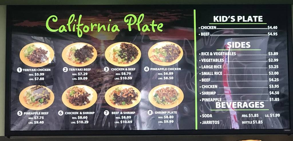 California Plate - restaurant  | Photo 5 of 10 | Address: 2800 N Main St, Santa Ana, CA 92705, USA | Phone: (714) 900-3399