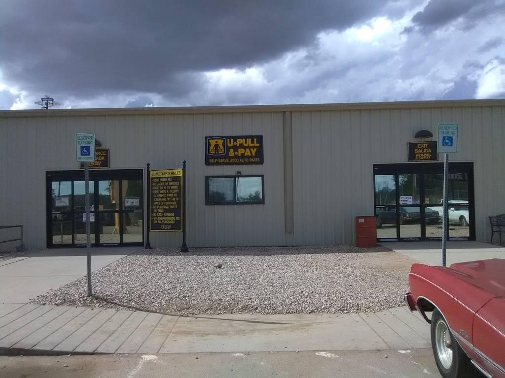 U-Pull-&-Pay - car repair  | Photo 1 of 10 | Address: 3745 S U.S. Hwy 85 87, Colorado Springs, CO 80906, USA | Phone: (719) 392-5900