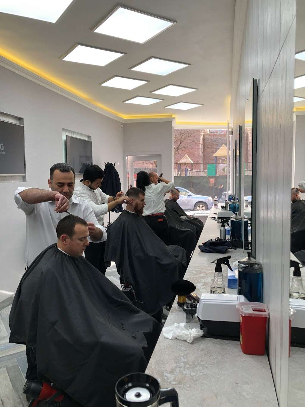 West Village Barber Shop - hair care  | Photo 6 of 6 | Address: 131 Christopher St, New York, NY 10014, USA | Phone: (212) 243-3686