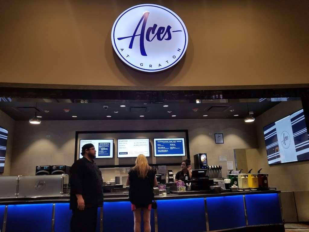 Aces at Graton - restaurant  | Photo 1 of 2 | Address: 045-073-001, Santa Rosa, CA 95407, USA