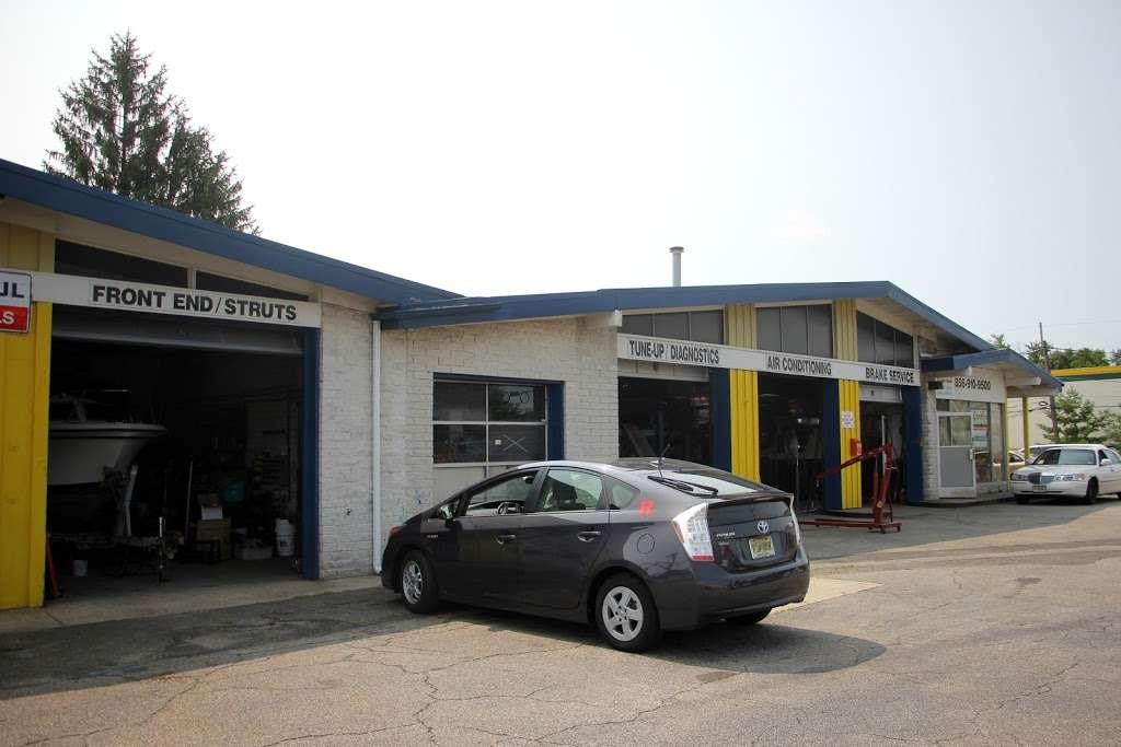 Aceto Auto Repair - car repair    Photo 4 of 10   Address: 6302 US-130, Pennsauken Township, NJ 08109, USA   Phone: (856) 910-9500
