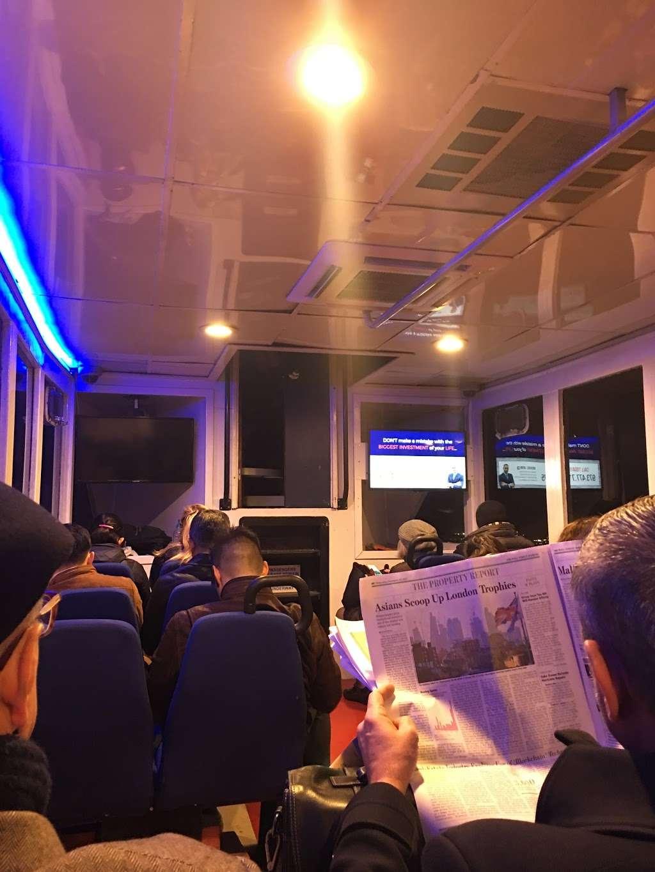 Edgewater Ferry Landing - transit station  | Photo 4 of 10 | Address: 989 River Rd, Edgewater, NJ 07020, USA | Phone: (800) 533-3779