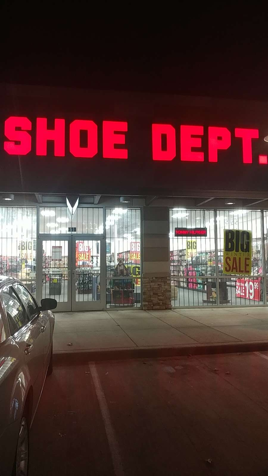 Shoe Dept. - shoe store  | Photo 6 of 10 | Address: 4777 Vista Wood Blvd STE 110, Dallas, TX 75232, USA | Phone: (214) 376-0014