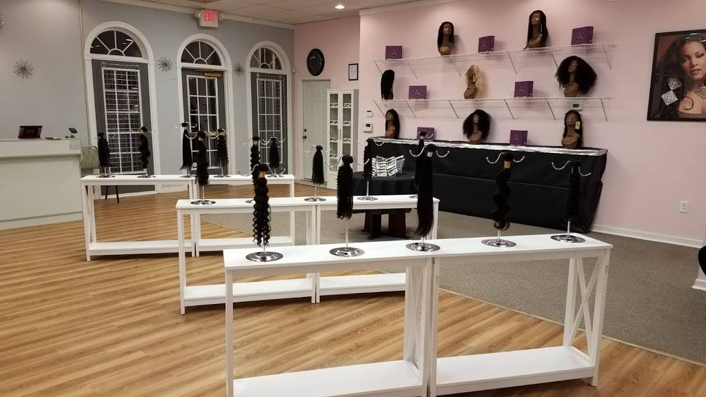 Justmanes Hair Extensions and Wigs - hair care  | Photo 4 of 9 | Address: 1203 N Laburnum Ave, Richmond, VA 23223, USA | Phone: (804) 340-6976