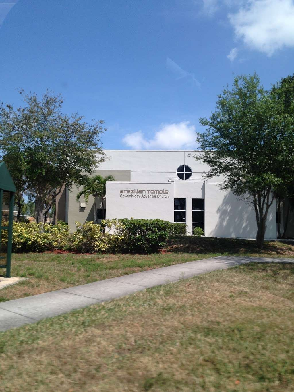 Brazilian Temple SDA Church - church    Photo 7 of 10   Address: 3980 NW 21st Ave, Fort Lauderdale, FL 33309, USA   Phone: (954) 739-9500