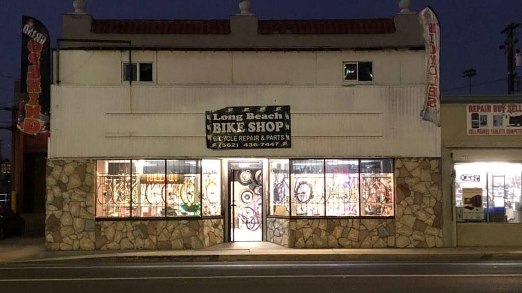 Long Beach Bike Shop - bicycle store    Photo 1 of 10   Address: 1701 Pacific Coast Hwy, Long Beach, CA 90806, USA   Phone: (562) 436-7447