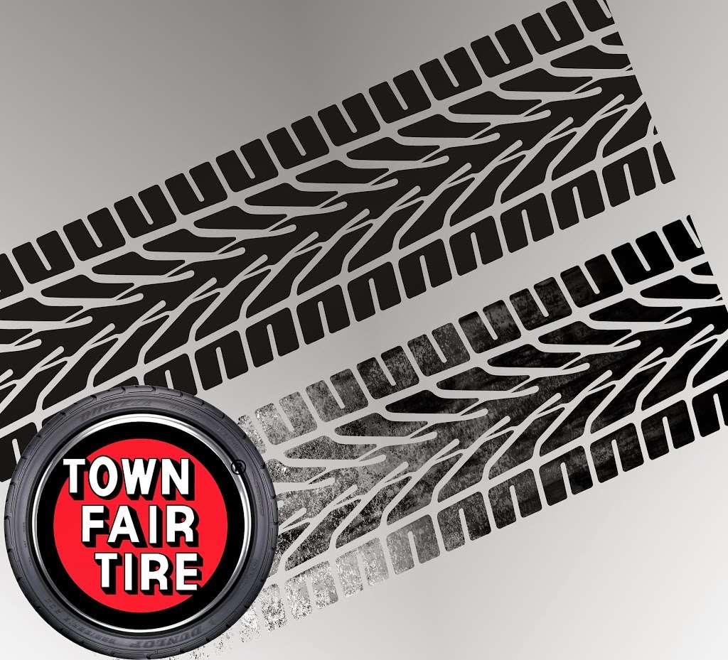 Town Fair Tire - car repair  | Photo 2 of 9 | Address: 255 US-44, Raynham, MA 02767, USA | Phone: (508) 821-2100