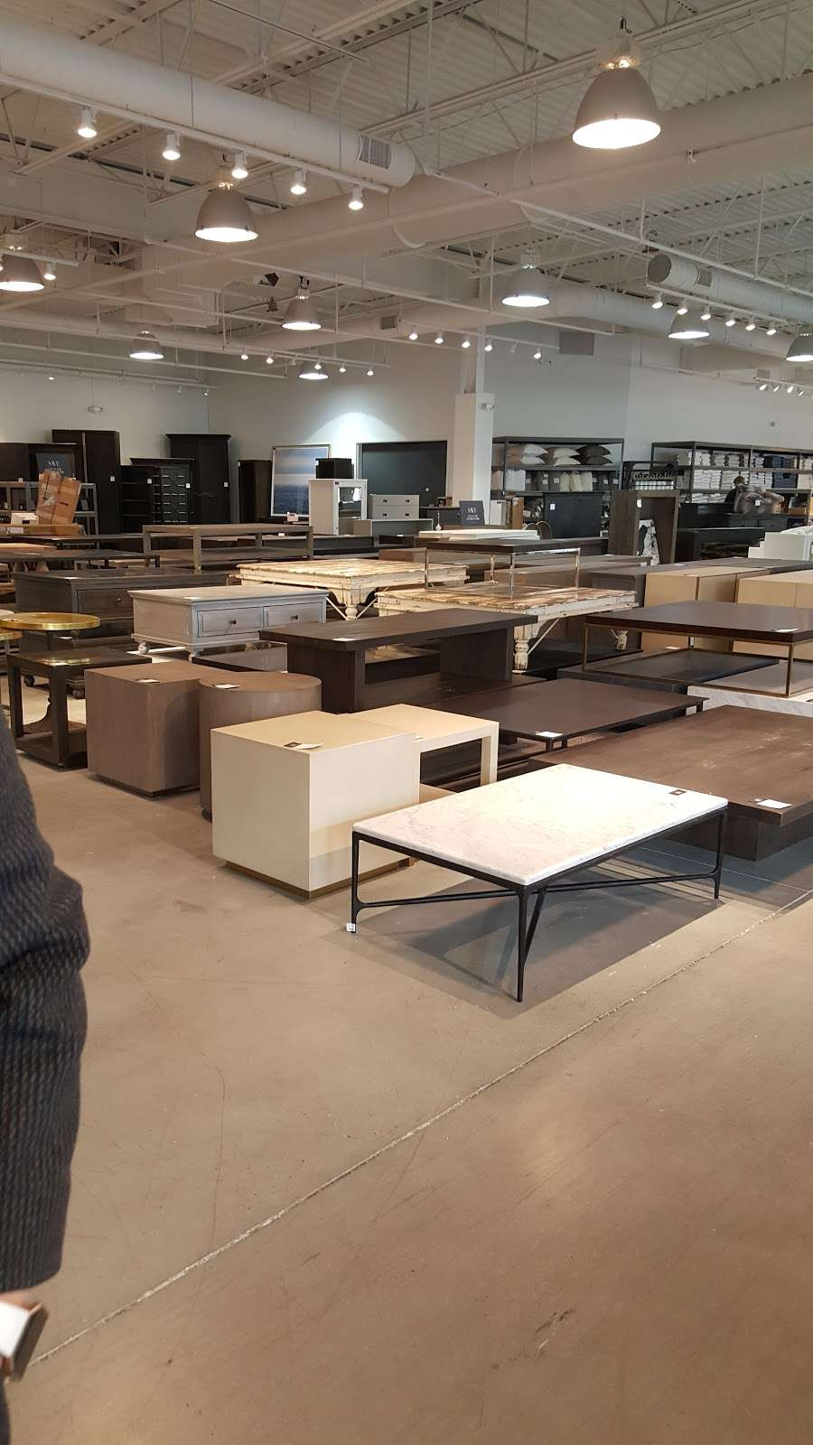 Restoration Hardware Outlet - furniture store  | Photo 5 of 10 | Address: 18 West Lightcap Rd Suite 501, Sanatoga, PA 19464, USA | Phone: (610) 970-1518