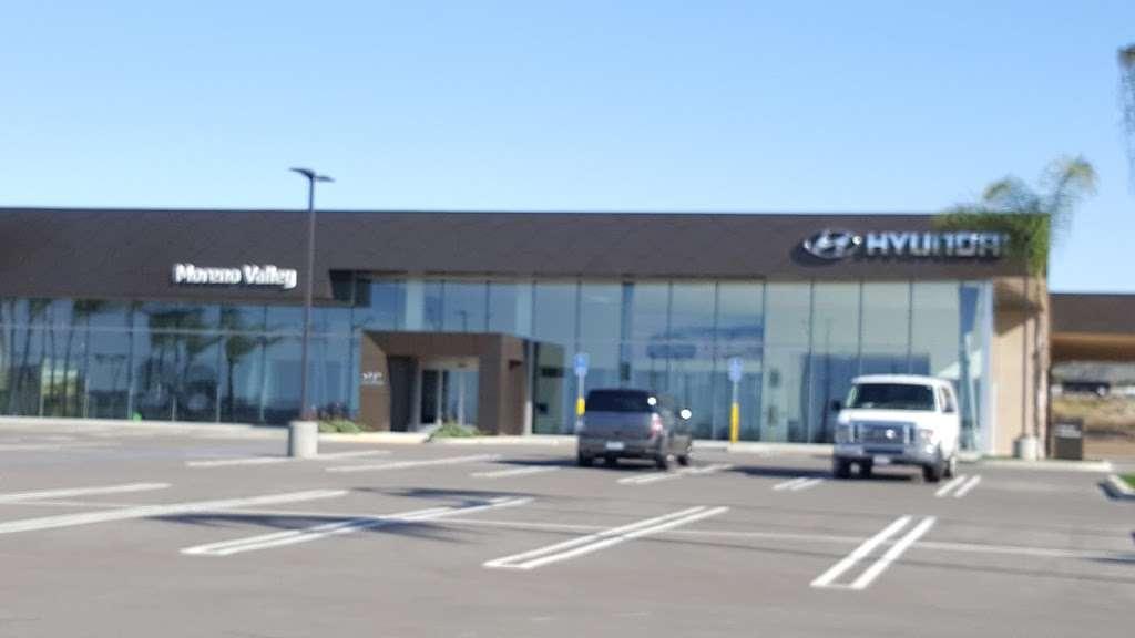 Hyundai Of Moreno Valley - car dealer  | Photo 10 of 10 | Address: 27500 Eucalyptus Ave, Moreno Valley, CA 92555, USA | Phone: (951) 383-3071